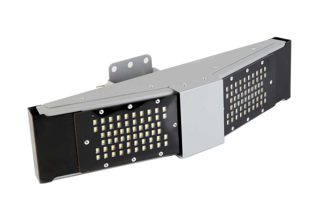 Магистральный светодиодный светильник «Шеврон Магистраль» 65 Вт