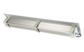 Универсальный светодиодный светильник «Шеврон - 2 АЗС 100 Вт»
